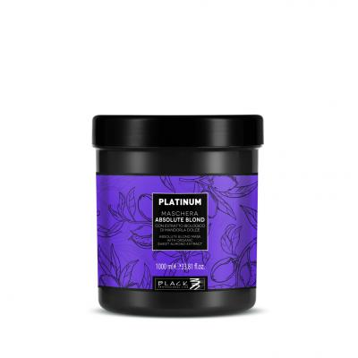 Black Professional Platinum Absolute Blond maska pro blond vlasy 1000ml