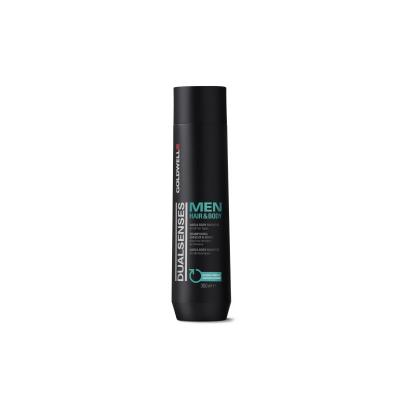 Goldwell šampon a sprchový gel Dualsenses for Men 2v1 300ml