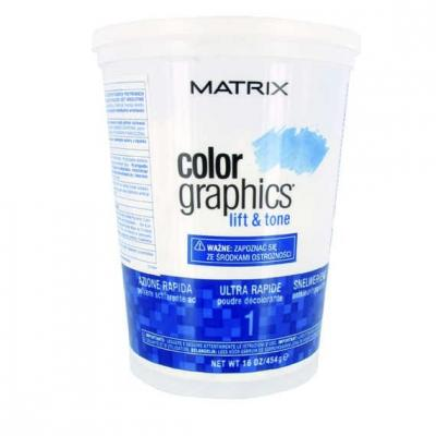 Matrix Melírovací prášek Color Graphics High Speed 454gr
