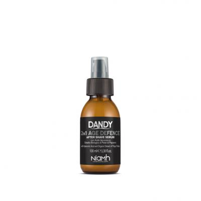 Niamh Hairkoncept Dandy 2v1 Age Defence After Shave sérum po holení 100ml