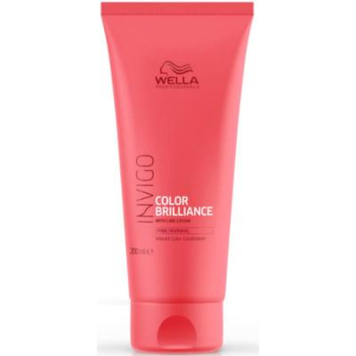 Wella Professionals kondicionér na vlasy Invigo Color Brilliance Coarse 200ml