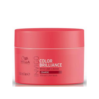 Wella Professionals maska na vlasy Invigo Color Brilliance Vibrant Mask Thick 150ml